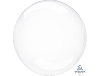 "А BUBBLE Б/РИС 18""/45 см Кристалл Clear, 1 шт"