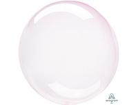 "A BUBBLE Б/РИС 18"" Кристалл Light Pink, 1 шт."
