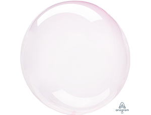 """A BUBBLE Б/РИС 18"""" Кристалл Light Pink, 1 шт."""