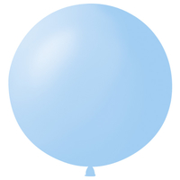 "Шар 24""/61см Пастель LIGHT BLUE 002 1шт"